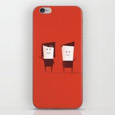 Mara & Ike iPhone & iPod Skin
