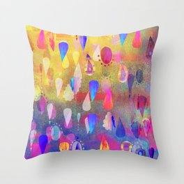 Bindi Dreaming  Throw Pillow