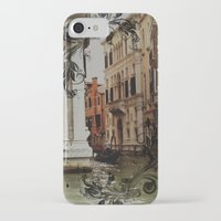 venice iPhone & iPod Cases featuring Venice by Caroline Fogaça