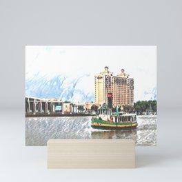 Savannah Afternoon Mini Art Print