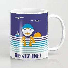 Hissez Ho ! Coffee Mug