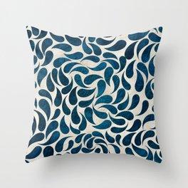 Petal Burst #33 Throw Pillow