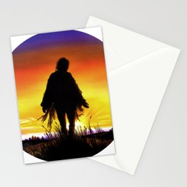 neil young harvest moon tour concert kentut Stationery Cards