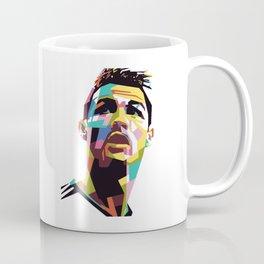 CR7 art Coffee Mug