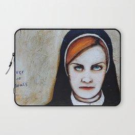Sister Jude: Saver of Souls Laptop Sleeve