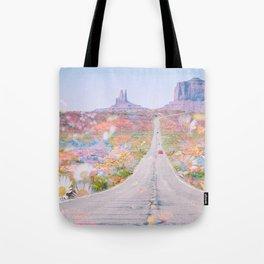 Desert Flowers Tote Bag