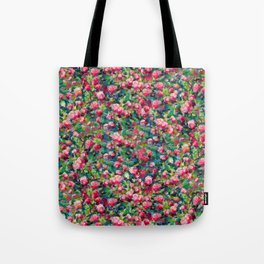 Rose Romance Pattern Tote Bag