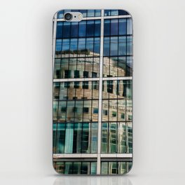 London Photography Canary Wharf Reuters iPhone Skin