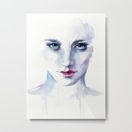 missed and lost Metal Print