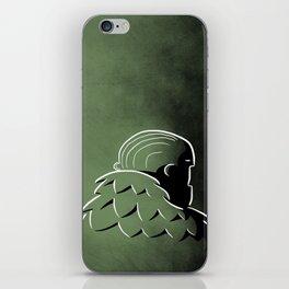 Bird Man iPhone Skin