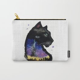 Galaxy Panther Carry-All Pouch