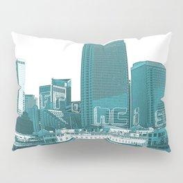 San Francisco City Pillow Sham