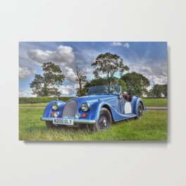 Morgan Convertible Metal Print