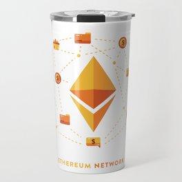 Ethereum Network Travel Mug