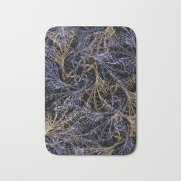 Blue Magical Wisps Bath Mat