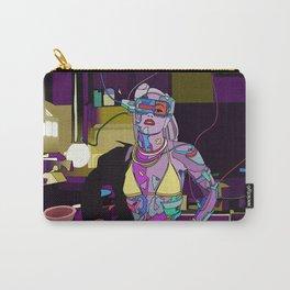 Gen Stefani 80s Cyberpunk singer Carry-All Pouch