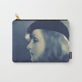 Greta Garbo, Hollywood Legend Carry-All Pouch