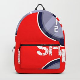 Switch Passed Manual Circuit Car Gift Backpack