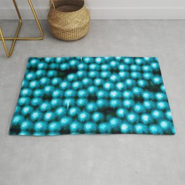 Even On An Atomic Level There Is No Perfection Rug