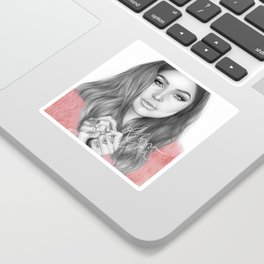 JAMIE Sticker