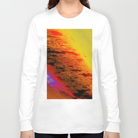 shimmer behind view Long Sleeve T-shirt