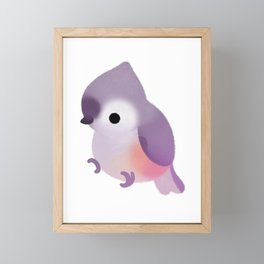 Tit Framed Mini Art Print