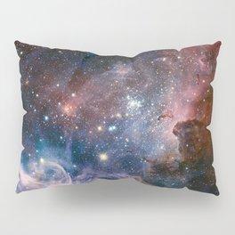 The Carina Nebula Pillow Sham