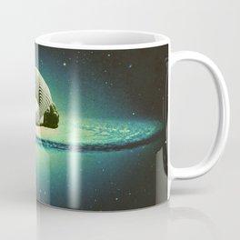 Balasana space Coffee Mug