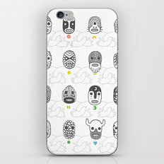 (The Ghosts of our) Forefathers iPhone Skin