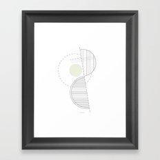 Mutation Framed Art Print