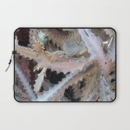 Ghost Cactus Laptop Sleeve