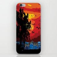 safari iPhone & iPod Skins featuring Safari  by Cindys