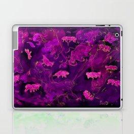 Watercolor Tardigrade Illustration Laptop & iPad Skin