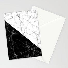 Marble Split II Stationery Cards