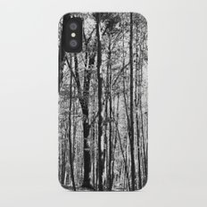 Forest iPhone X Slim Case
