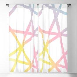 Rainbow x Unicorn Color Blackout Curtain