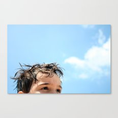 Gaze Canvas Print