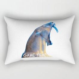 Hear Me Roar - Game Time Rectangular Pillow