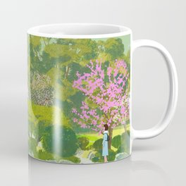 Ume Blossoms Coffee Mug