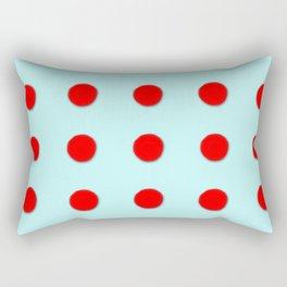 Underwater Art 2012 by Ruth Fitta-Schulz Rectangular Pillow