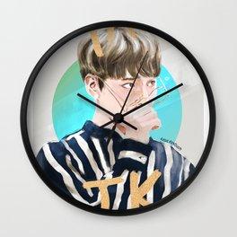 bunny.jpg Wall Clock