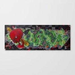 skullzmarkerzpencilz Canvas Print