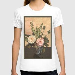 Rose Painting T-shirt