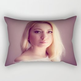 Imperturbable Rectangular Pillow