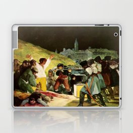 The Third Of May 1808 By Francisco Goya Laptop & iPad Skin