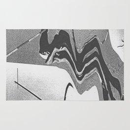 Photography Distort Rug