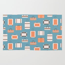 Travel pattern with Rug