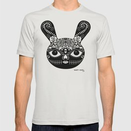 Day Of The Dead Bunny T-shirt