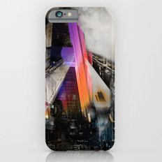 Meet me in my smooth city Slim Case iPhone 6s