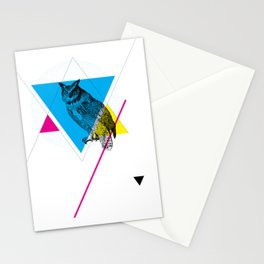 HYPSTER OWL Stationery Cards